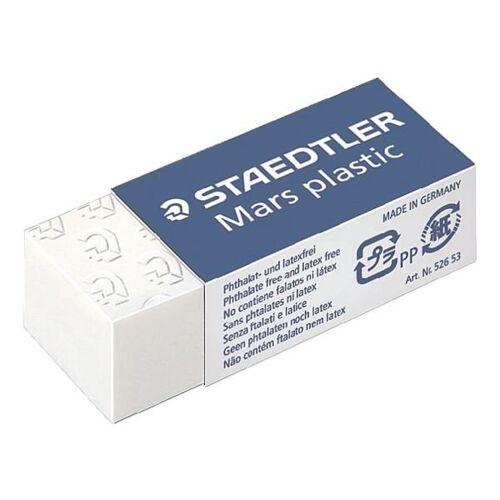 Staedtler Radiergummi »Mars plastic mini«, weiß
