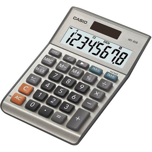 SCHNEIDER NOVUS Taschenrechner »Taschenrechner MS-80 B Casio, 8-stellig«