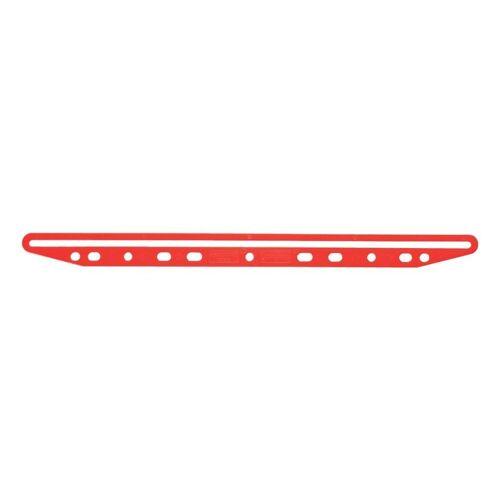 Top-Print® Abheftstreifen »M-Clip«, ideal für Zeitschriften, rot
