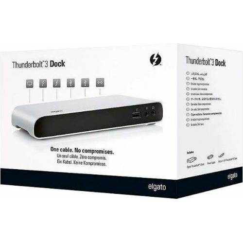 Elgato Laptop-Dockingstation »Thunderbolt 3 Dock 10DAA8501«, (3 St)