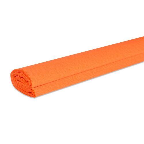 VBS Feinpapier, 200 cm x 50 cm, Orange