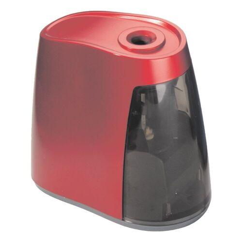 DAHLE Anspitzer »240«, für Stift-Ø bis 8 mm, mit automatischem Spitz-Stopp, rot