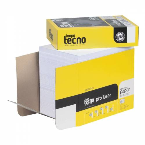 Inapa tecno Öko-Box Multifunktionales Druckerpapier »Pro Laser«, weiß