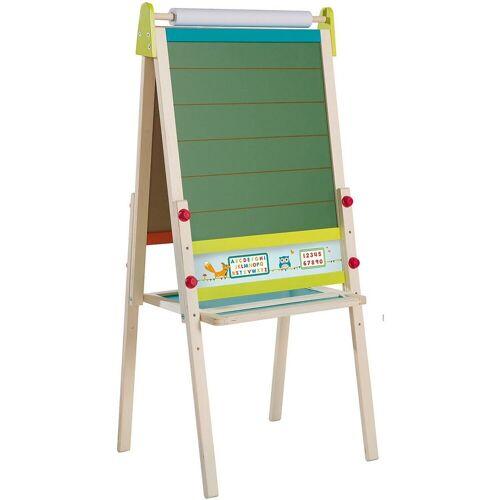 roba® Tafel »Tafel mit Papierrolle & Whiteboard«