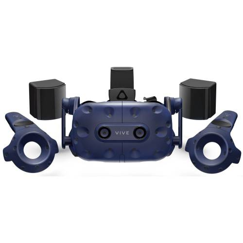 HTC »Vive Pro Full Kit« Virtual-Reality-Headset (2880 x 1600 px, AMOLED)