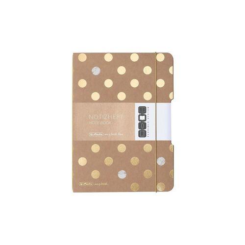Herlitz Notizbuch »Notizheft Pure Glam, A5, 40 Seiten«