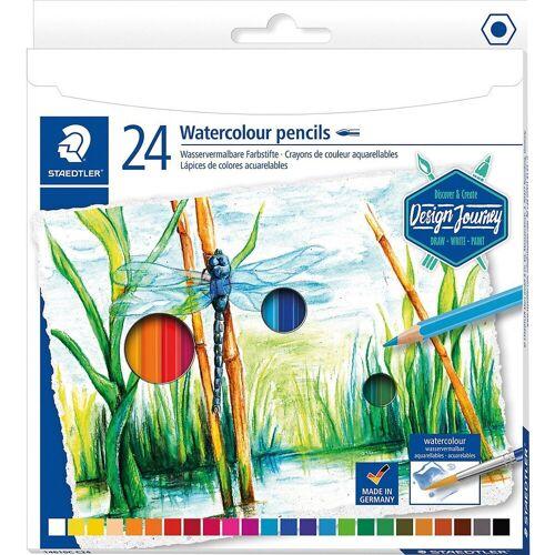 Staedtler Buntstift »Wasservermalbare Buntstifte, 24 Farben«