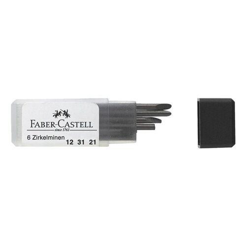Faber-Castell Zirkel »Zirkelminen«, für alle Zirkelmodelle geeignet