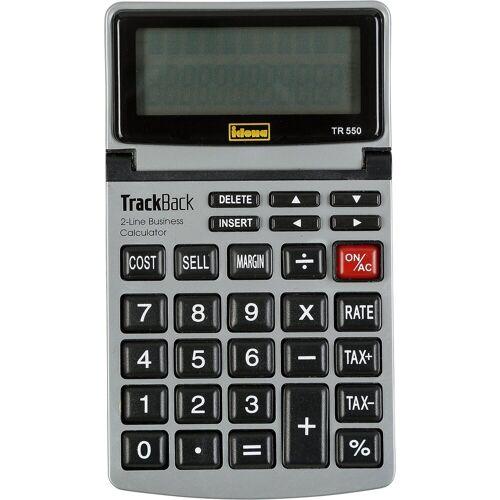 Idena Taschenrechner »Taschenrechner TR 550,12-stellig«