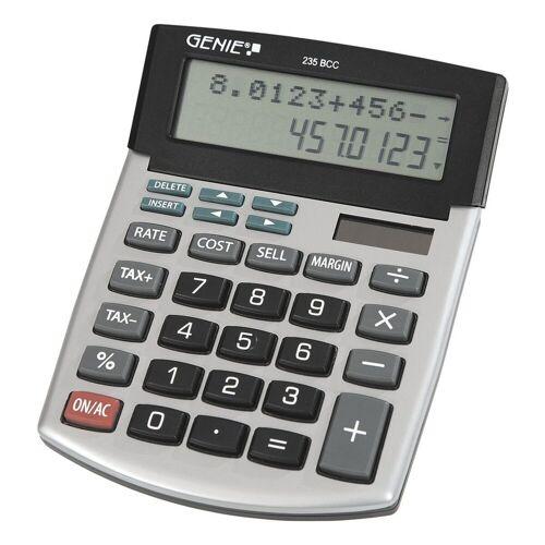 GENIE Taschenrechner »235 BCC«, 2-zeilig mit 12 Zeichen