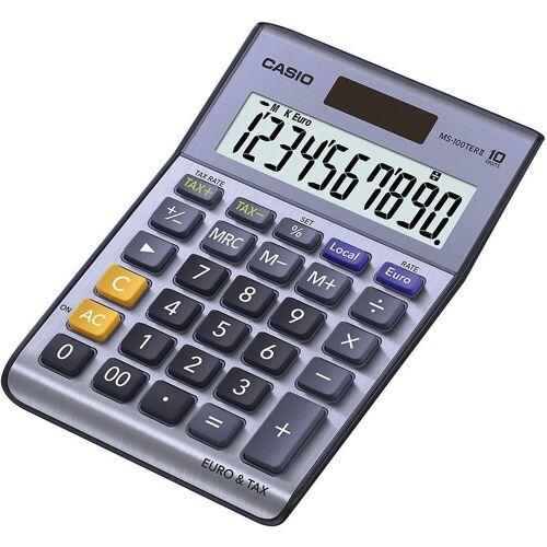 SCHNEIDER NOVUS Taschenrechner »Taschenrechner MS-100 TERII Casio, 10-stellig«