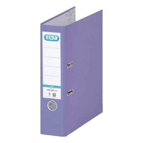 ELBA Aktenordner »smart Pro«, violett