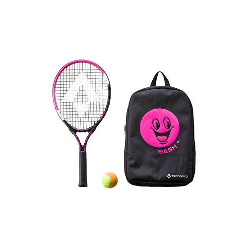 Tecno Pro Tennisschläger »Tennisschläger Bash 21, grün«, pink