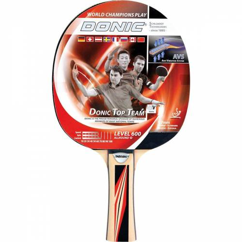 Donic-Schildkröt Tischtennisschläger »Tischtennisschläger Top Teams 600«