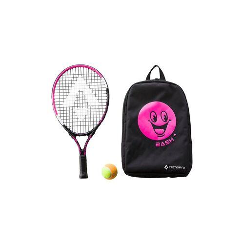 Tecno Pro Tennisschläger »Tennisschläger Bash 19, grün«, pink