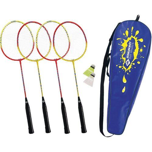 Schildkröt Badmintonschläger »Federball Set 4-Player«