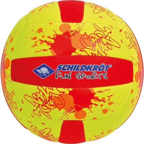 Schildkröt Volleyball »Neopren Mini Beachvolleyball, gelb«