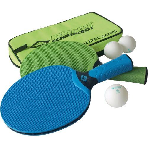 """Donic-Schildkröt Tischtennisschläger »Outdoor-Tischtennisset """"Alltec Hobby""""«"""