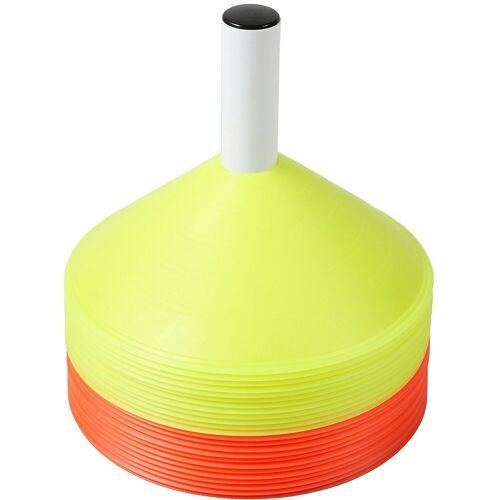Pro Touch Fußball »Markierungshalbkegel KTW 601, 25-tlg.«