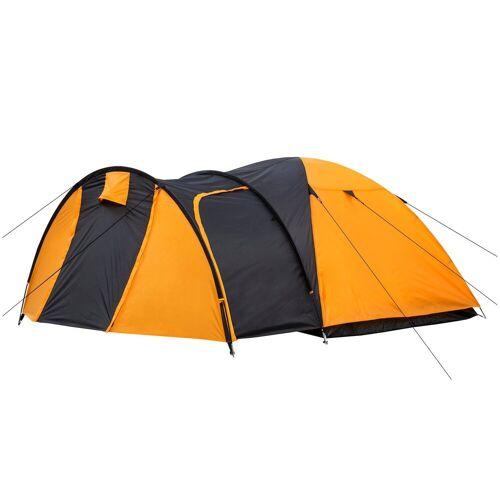 """CampFeuer Kuppelzelt »Kuppelzelt für 3 Personen """"Biglu"""", für Camping, Outdoor«"""
