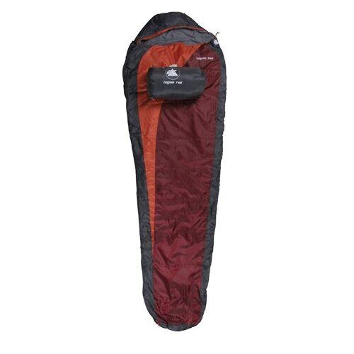 10T Mumienschlafsack »Togiak Red – Einzel Mumien-Schlafsack«
