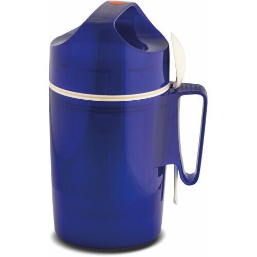 ROTPUNKT Thermobehälter »850«, Kunststoff, (1-tlg), 850 ml, blau