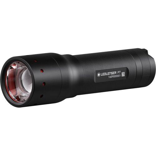 Led Lenser Taschenlampe »Taschenlampe P7«, Schwarz