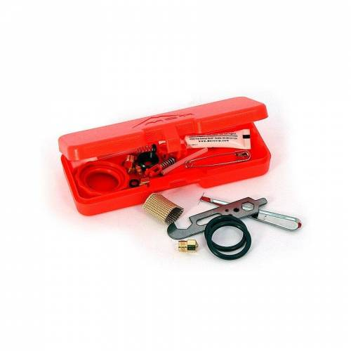 MSR Camping-Kocher »Expedition Service Kit Werkzeugkoffer«, rot