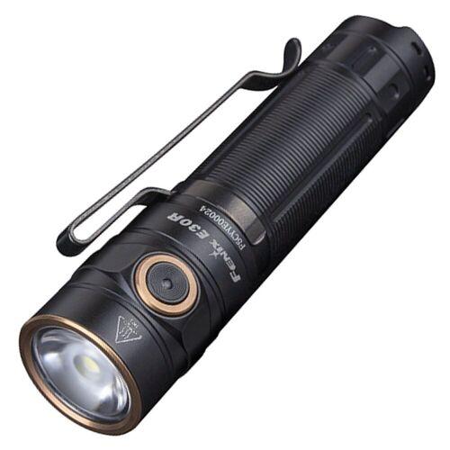 Fenix LED Taschenlampe »E30R LED Taschenlampe mit bis zu 1600Lumen,«