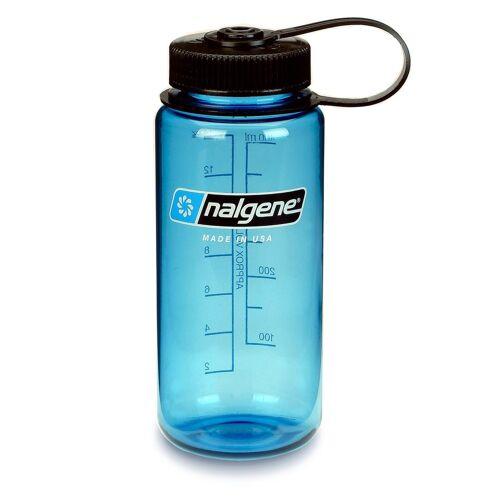 Nalgene Trinkflasche »Trinkflasche 'WH' - 0,5 L«, slate blau