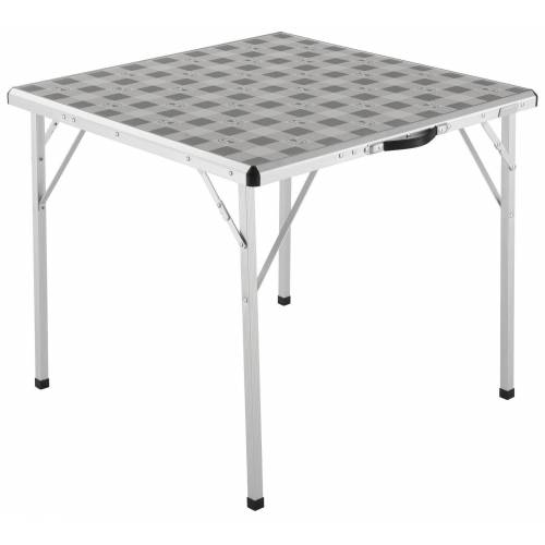 COLEMAN Camping Tisch »Camping Table Square«, grau