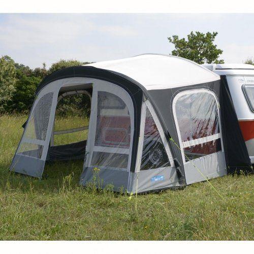 Kampa Dometic Zelte (Bus/Vor) »Pop Air PRO 365«, grau