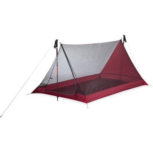 MSR Zelt »Thru Hiker Mesh House 3 V2 Tent«, rot