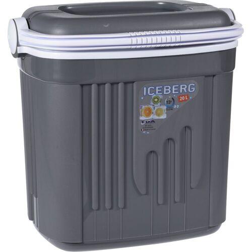 Kühlbox »Ice 2«, Grau