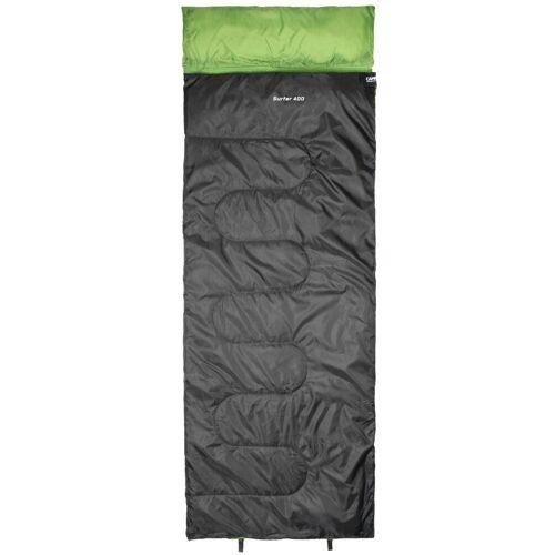 CAMPZ Schlafsack »Surfer 400 Schlafsack«, grau