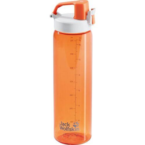 Jack Wolfskin Sportflasche TRITAN BOTTLE 0,7, orange