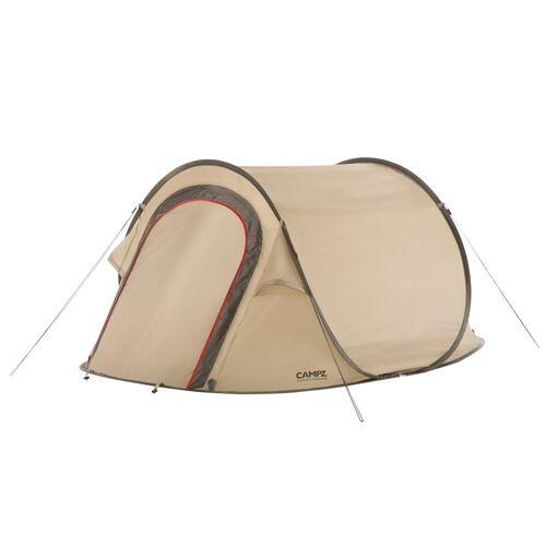 CAMPZ Zelt »Parkland 2P Zelt«, beige