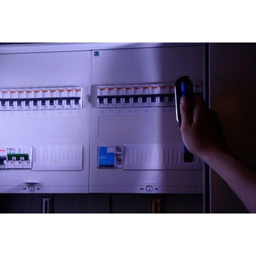 Rocco Batterieleuchte »PEN Lamp«, Handlampe, inkl. Batterien, schwarz