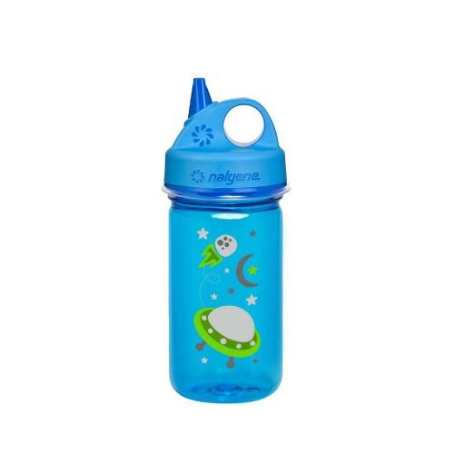 Nalgene Kindertrinkflasche »Kinderflasche 'Grip-n-Gulp', BPA frei«, blau Space