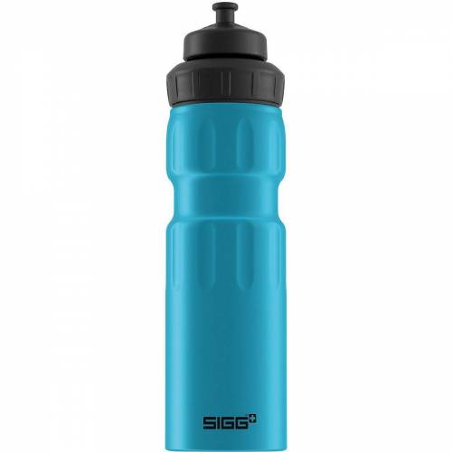 Sigg Trinkflasche »Alu-Trinkflasche SPORTS Blue Touch, 750 ml«