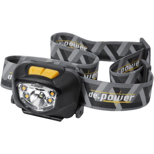 de.Power Stirnlampen »Stirnlampe DP-801 AAA-C«
