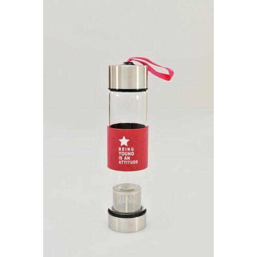 HTI-Line Trinkflasche »Trinkflasche Being young«, Trinkflasche