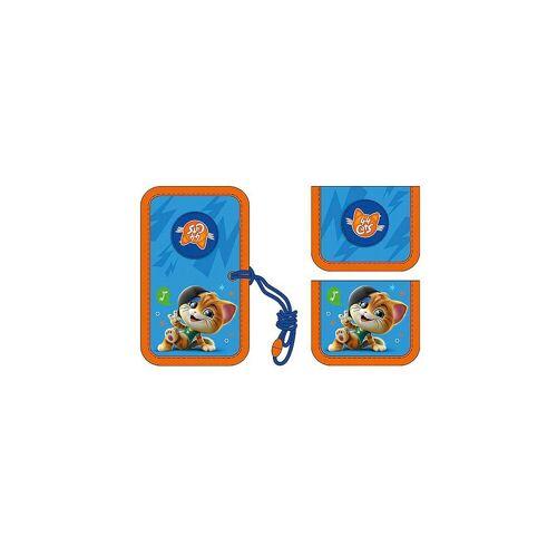 Vadobag Brustbeutel »Brustbeutel 44 Cats blau«, blau