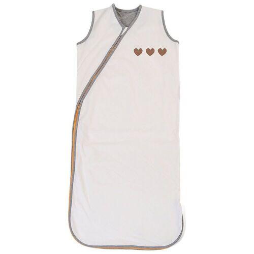 CHILDHOME Babyschlafsack »Sommer-Schlafsack, grau, 90x40 cm«