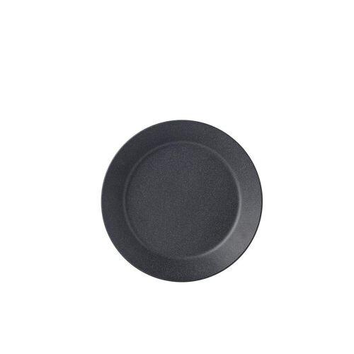 Rosti Mepal Single Geschirr-Set »suppenteller bloom 220mm pebble black«, Melamin