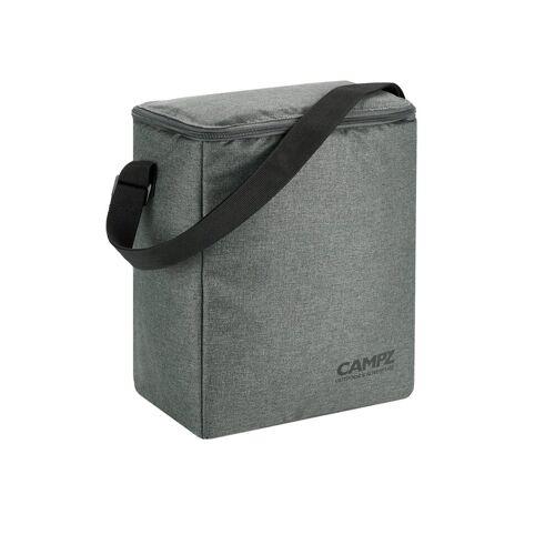 CAMPZ Campingkühlbox & -Tasche »Soft Kühltasche 14L«, grau