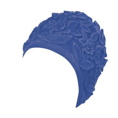 Beco Badekappe »Latex-Ornamentbadehauben«, 6 blau