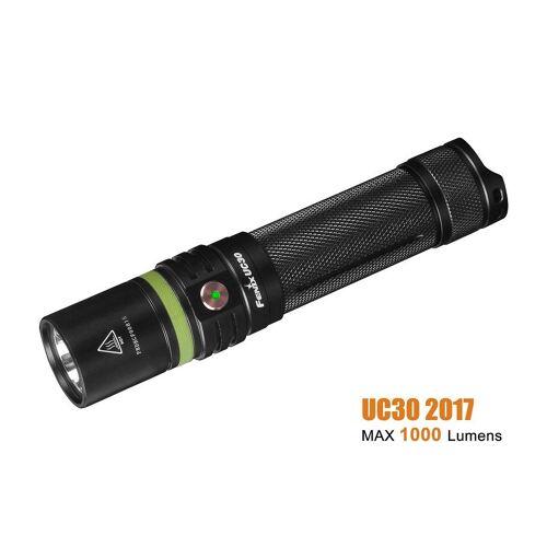 Fenix Taschenlampe »UC30 2017 Cree XP-L HI V3 LED Taschenlampe« (6-St)