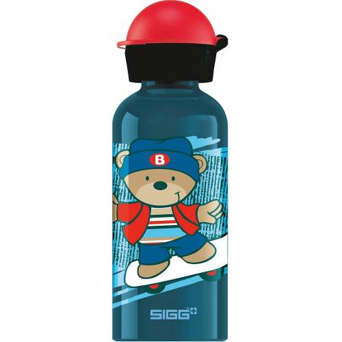 Sigg Trinkflasche »Alu-Trinkflasche Skate, 400 ml«
