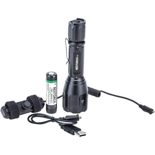 Nextorch LED Taschenlampe »Lampe T7 Set Akku«